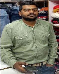 Indian Shopkeeper