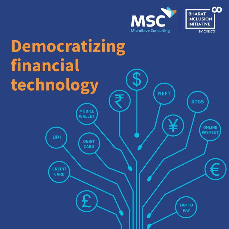Episode 5: Democratizing financial technology